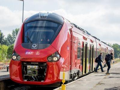 Le trafic des trains à l'arrêt entre Toulouse et Tarbes, en raison...