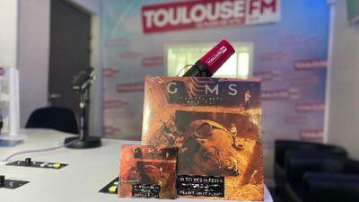 Le nouvel album de Gims (CD ou Vinyle)