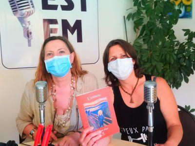 "Nathalie Augst : Son roman ""L'animal"""