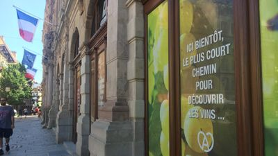 "Strasbourg : une ""ambassade des vins et vignerons d'Alsace"" en..."