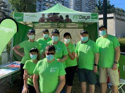 Sport : les Fitdays font la promotion du sport santé à Mulhouse...