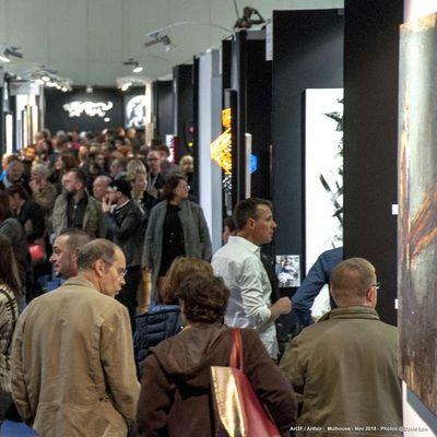 L'art contemporain revient en force avec Art3F à Mulhouse dès le 11...