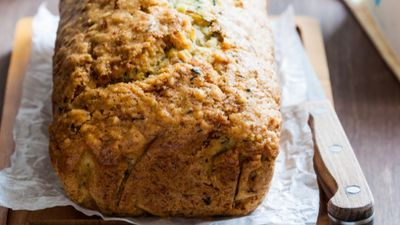 Cake thon courgette sans gluten