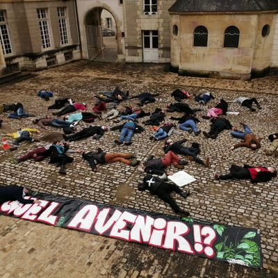 Nouvelle action des intermittents du spectacle à Dijon