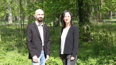 Elections départementales : Anne-Sophie Collinet et Laurent De...