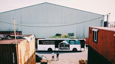 Le bus-studio d'enregistrement arrive ce dimanche à Dijon