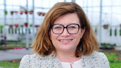 Stéphanie Kerbarh : « je me présente parce que j'ai une vision pour...