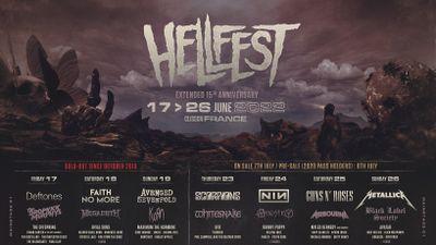 Le Hellfest voit double en 2022