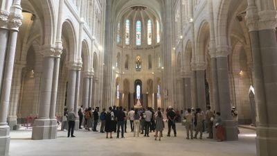 La basilique Saint-Donatien de Nantes retrouve son éclat