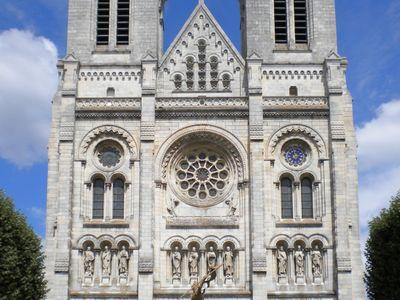 Renaissance de la basilique Saint-Donatien à Nantes
