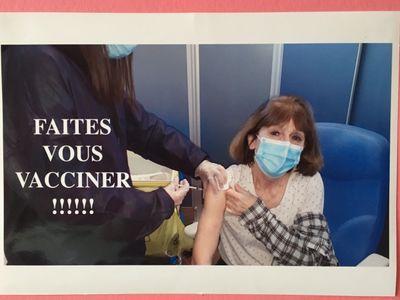 Certains soignants signent une tribune appelant à la vaccination...