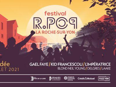 Premières notes du festival R-Pop, à La Roche-sur-Yon