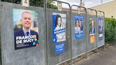 Le scrutin en région Pays de la Loire