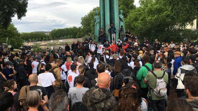 La marche blanche en hommage à Steve a réuni 3 000 personnes