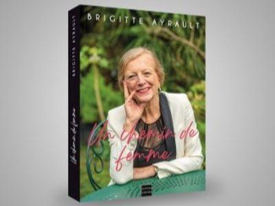 "Brigitte Ayrault, ""femme de"" à la Librairie Coiffard"