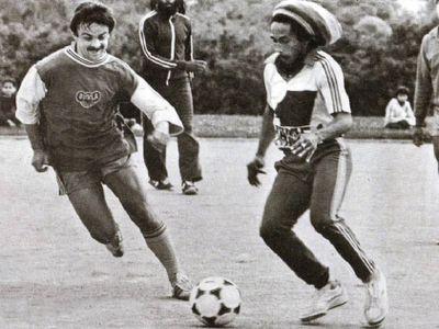 Un match de Football entre Bob Marley et le FC Nantes