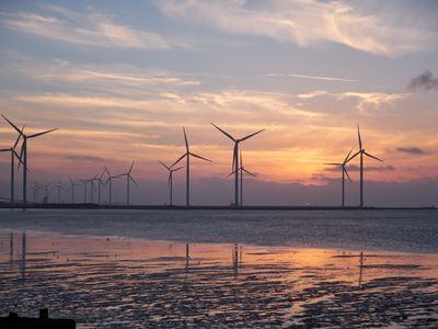Pollution maritime en baie de Saint-Brieuc sur le chantier éolien