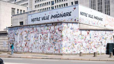 La Fresque du CHU de Nantes