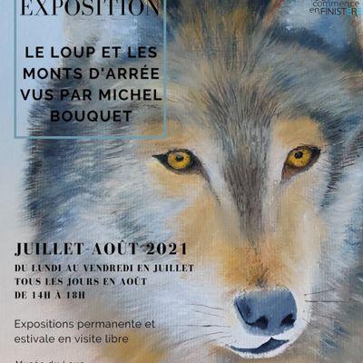 Le Musée du Loup à Le Cloître Saint Thégonnec