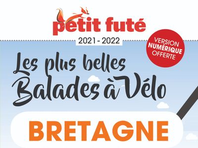 Les plus belles balades à vélo en Bretagne avec le Petit Futé