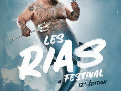 Coup d'envoi du festival des Rias sur le pays de Quimperlé.