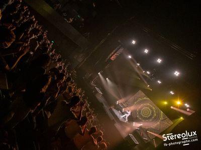 Suzane en concert à Stéréolux, devant du public !!!