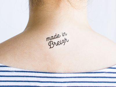 Si vous avez un tatouage breton, le musée de la Bretagne a besoin...