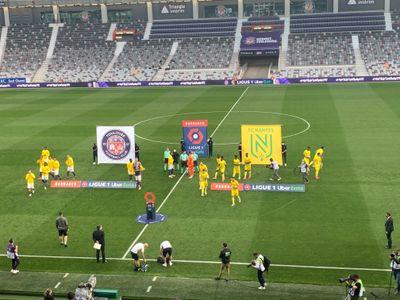 Le FC Nantes fait un petit pas vers le maintien