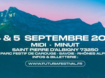 Radio FG présente Futuria Festival!