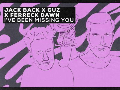 Pour son retour, Jack Back s'associe à Ferreck Dawn !