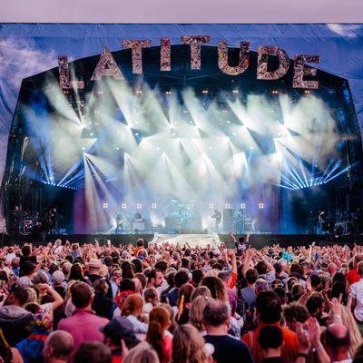 Le premier gros festival de musique en Angleterre depuis l'apparition du Covid a eu lieu