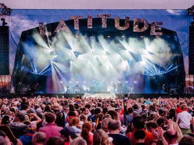 Le premier gros festival de musique en Angleterre depuis...