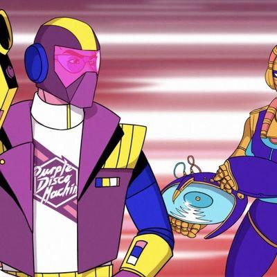Coup de cœur FG : Purple Disco Machine enchaîne avec Playbox !