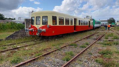 Le Napoléon Express, un train pour découvrir la Vallée du Blavet !