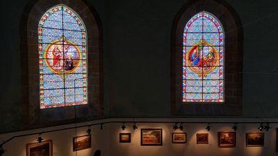 Musée du Faouët, exposition en famille et sportive  !