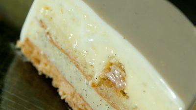 Le Cheesecake vanille