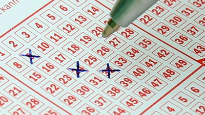 Loterie : elle se balade pendant des semaines avec un ticket...