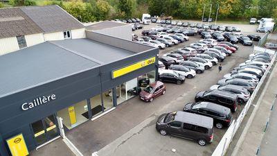 Le garage Caillère cherche un vendeur confirmé