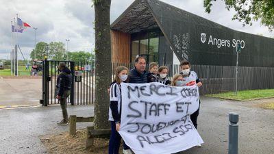 OM-Angers Sco: dernier déplacement pour Stéphane Moulin