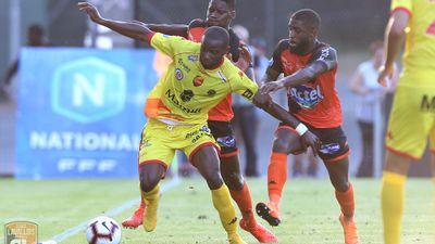 François-Xavier Fumu Tamuzo rejoint le Stade Lavallois