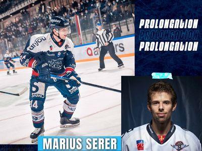 Marius Serer et Téo Sarliève prolongent chez les Ducs d'Angers