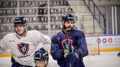 Hockey sur glace: le Suisse-France de vendredi annulé
