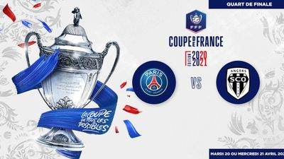 Coupe de France: le PSG attend Angers Sco