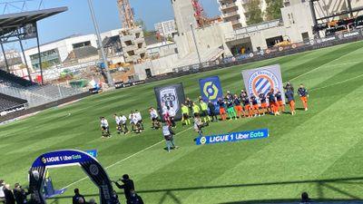 Angers Sco et Montpellier se neutralisent à Raymond-Kopa