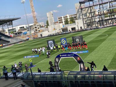 Angers Sco surclassé par le Stade Rennais