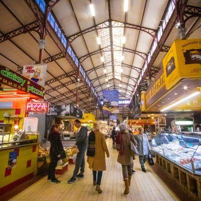 Les Halles de Narbonne, plus beau marché de France ?