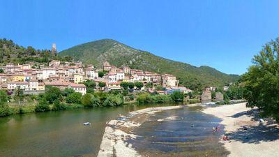 Trois activités à faire autour de Roquebrun, le petit Nice de...