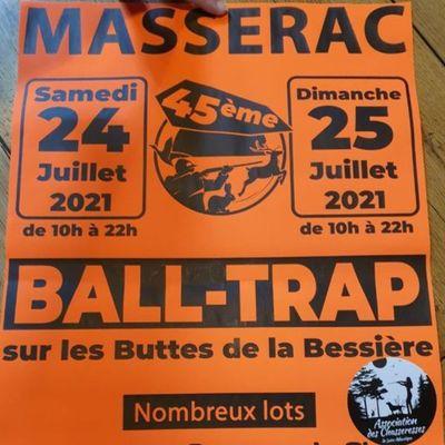 BALL-TRAP  A MASSERAC