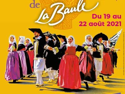 74ème Pardon de La Baule, du 19 au 22 Août 2021