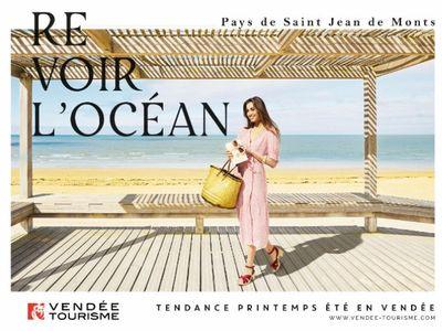 La Vendée va bientôt s'afficher dans le métro parisien !